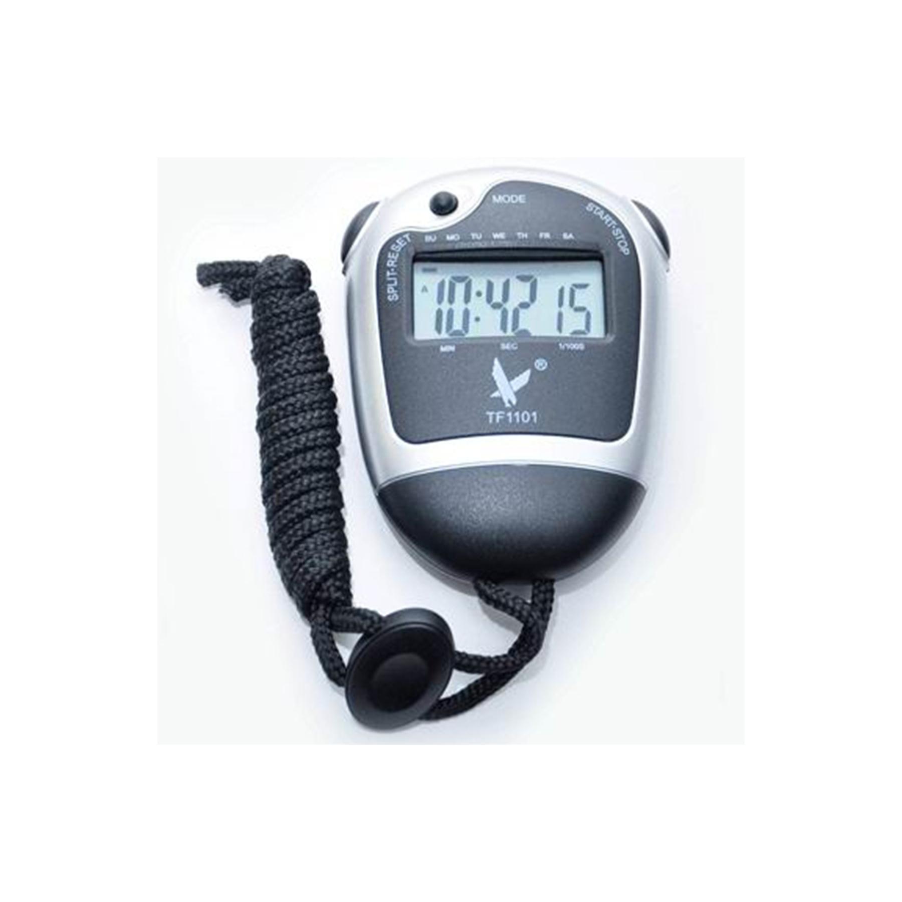 Секундомер TF-1101 (часы, будильник) 2 этапа 19304