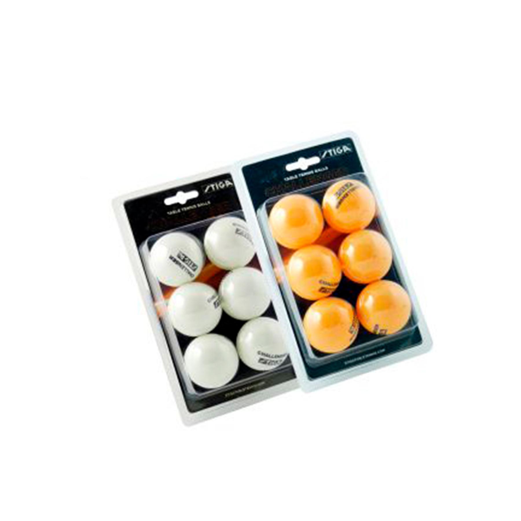 Мячик н/т Cornilleau P-BALL ABS Evolution 2* ITTF 40+ 6шт/уп арт.330050