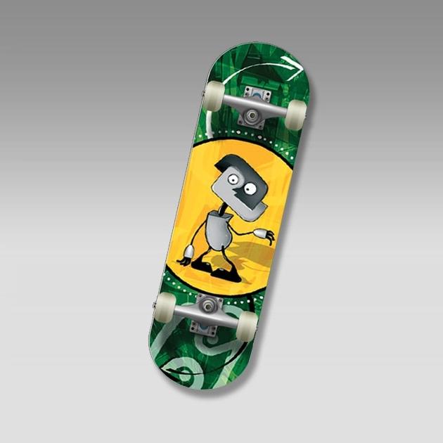 "Скейт SC AGENT (SP-007) Mini-board  22"""