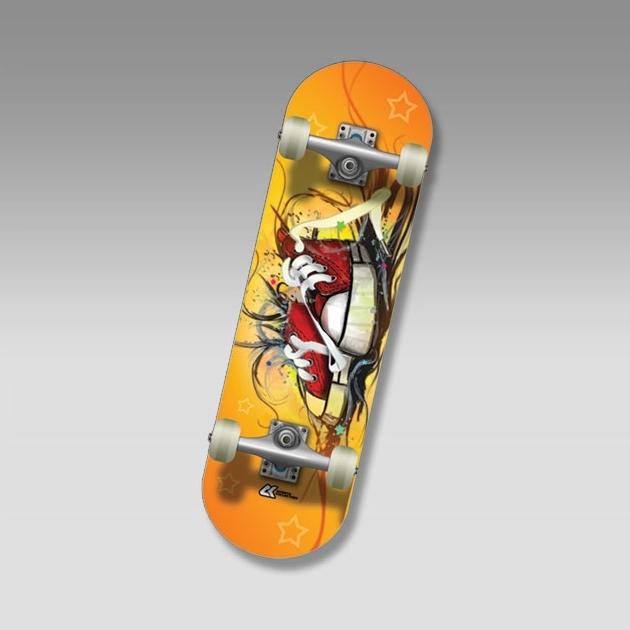 """Скейт SC BOOTS JR Mini-board  22"""""""