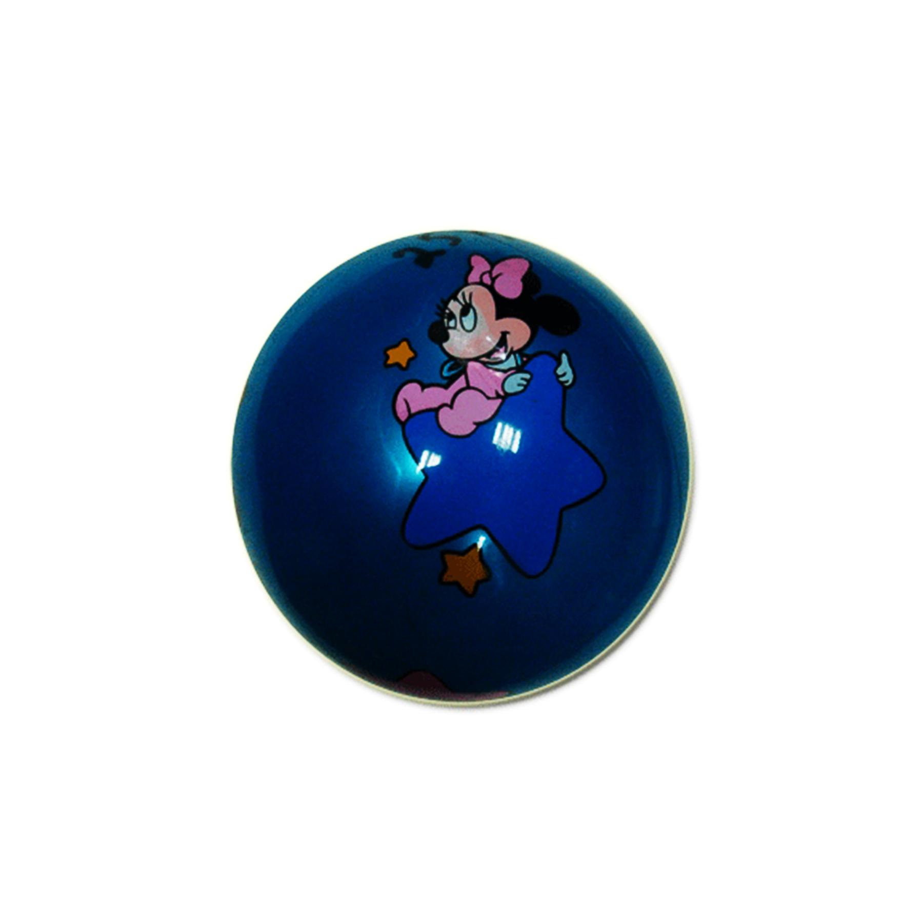 Мяч детский 25* 100гр цветной  07368