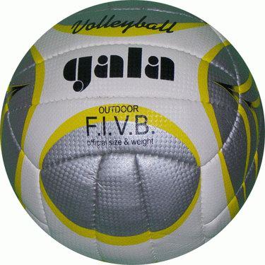 Мяч в/б GALA FOMI с кристал.покрытием 3-цветный шитый 05082