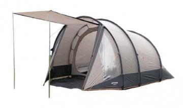 Палатка АТ Dunai 4 (12,8 кг, водост. 3000 мм, 180+230*270см h-190/180 см) АКЦИЯ!!!