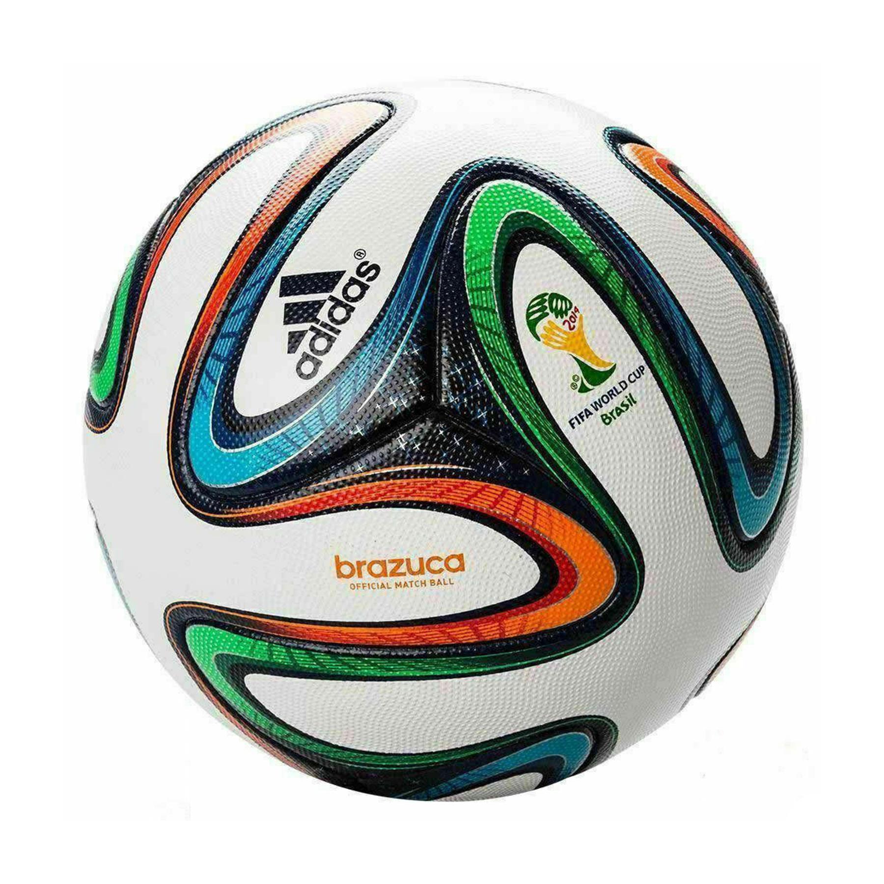 Мяч ф/б VL-355 Brasil 2014 красно-белый с символикой Чемп.мира 2014