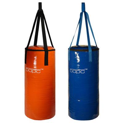 Мешок боксерский МБТ-35х130 вес 40 кг (тент, спецсмесь)