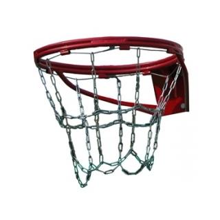 Кольцо баскетбольное d=380 mm с цепью усил. №5 т