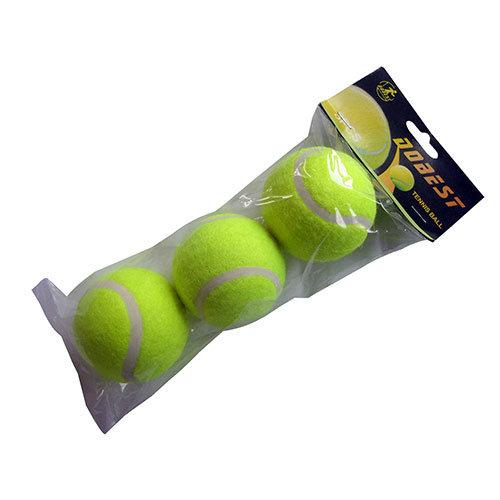 Мяч б/т TB-GA03 3шт. в пакете (цена за шт.)