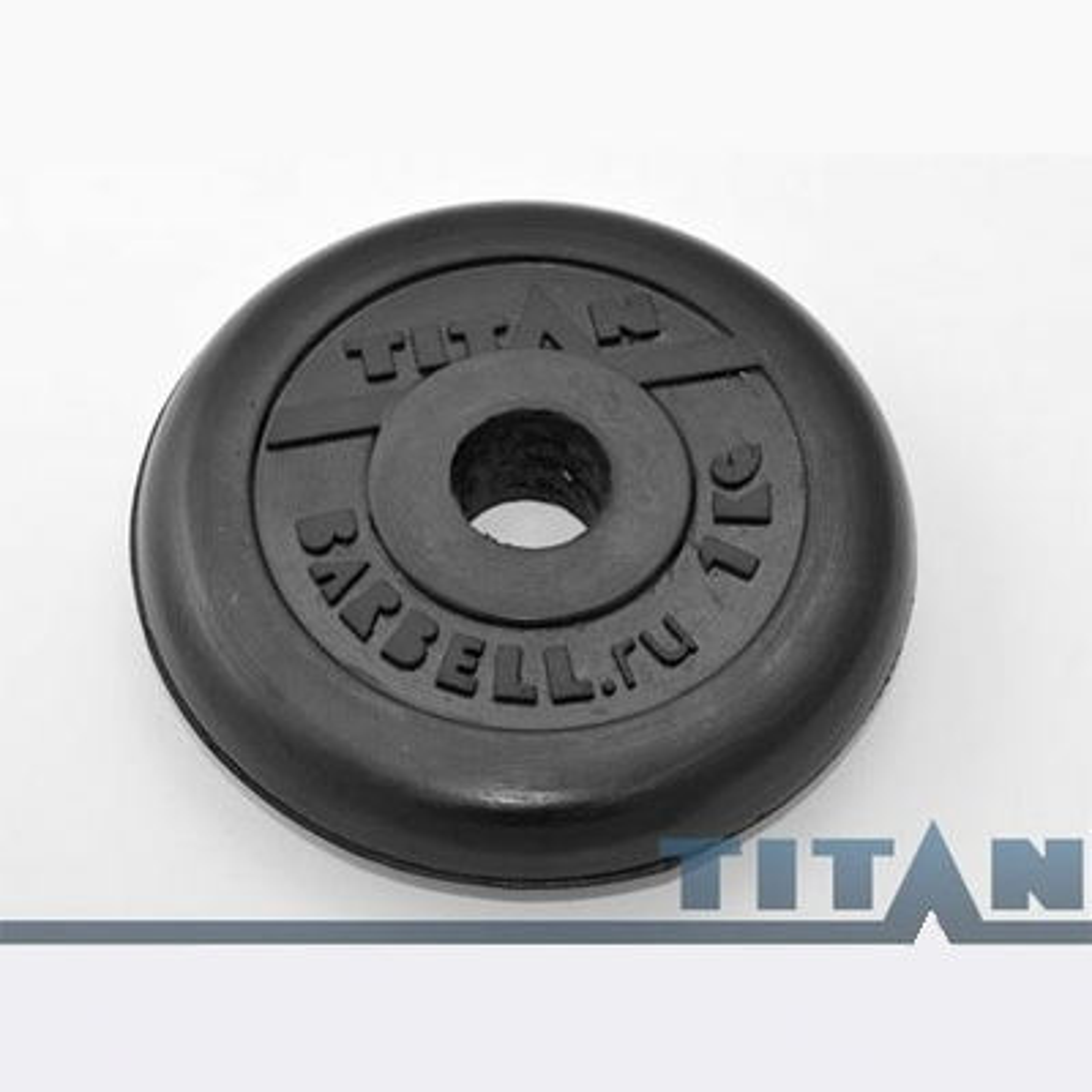 Диск обрез.чер. Титан d-26 mm.  1,00 кг.