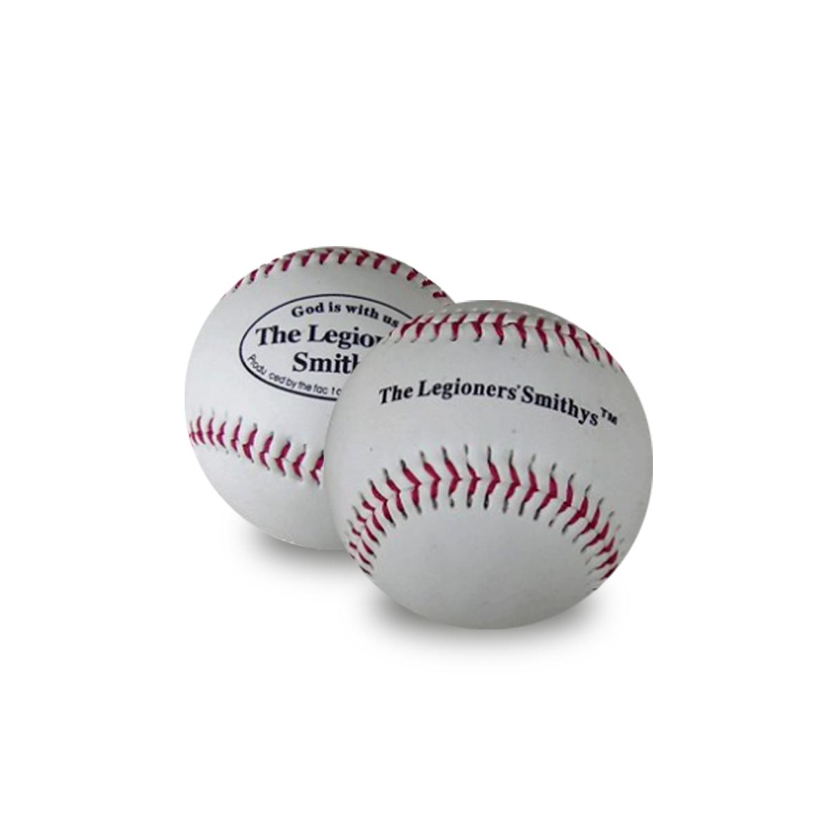 Мяч для бейсбола кожзам  19035