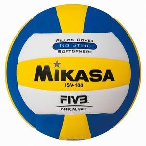 Мяч в/б Микаса ISV 100 TS для тренир, облегченный