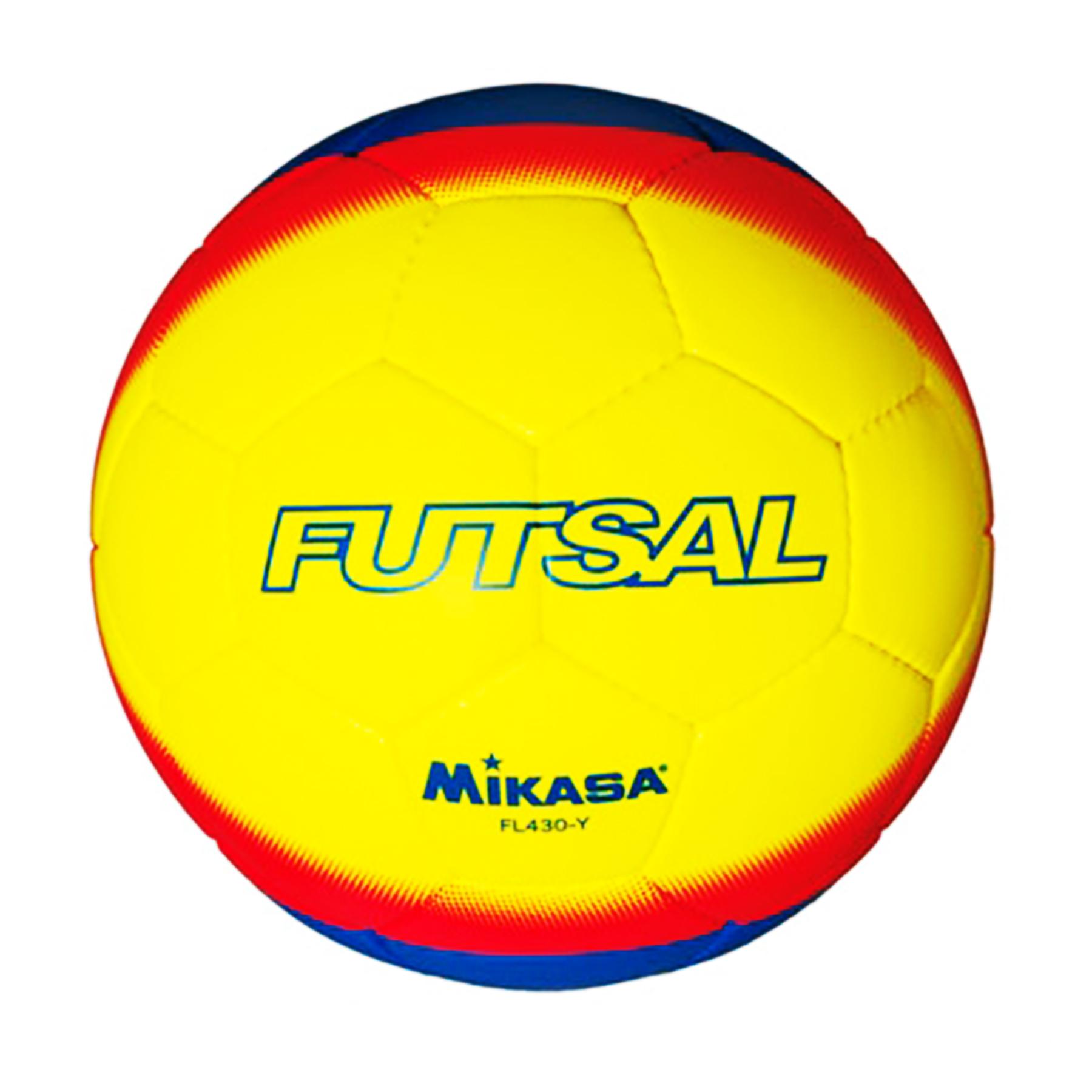 Мяч ф/б Микаса минифутбол FL 430-Y/О №4 низк отскок,ручная сшивка