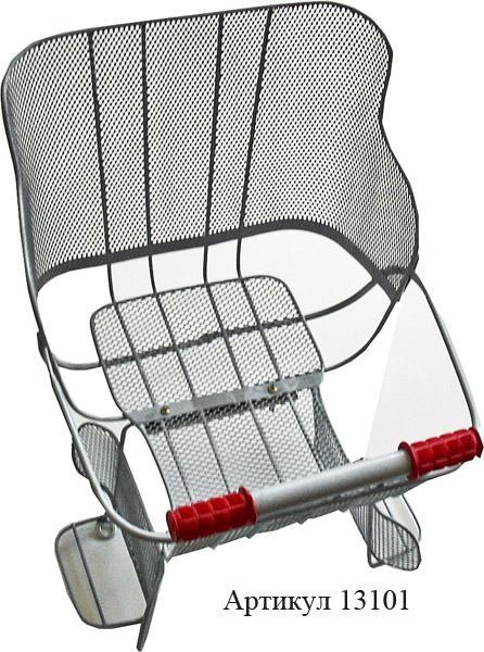 Велокресло мод.2 детское корзинка 13101