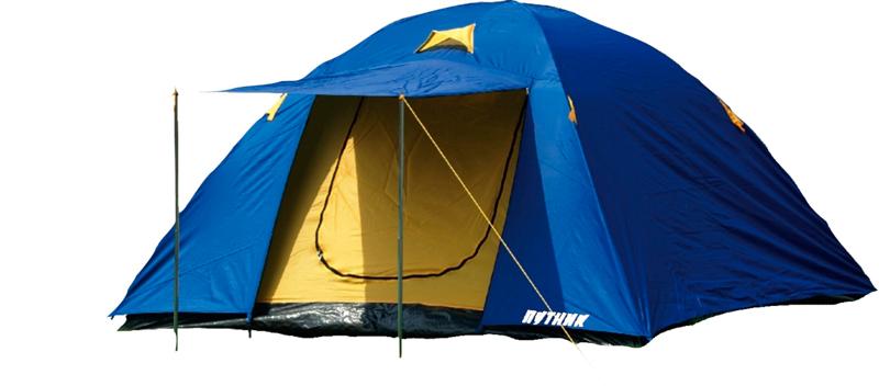 Палатка Пегас 2 арт.РТ-222-2   (двухсл., водост.2000мм, 210*145*120см)