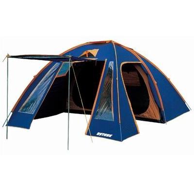 Палатка Меркурий 4 арт.РТ-134-4  (двухсл., водост.3000мм, 430*240*190см, тамбур 220см, два входа)