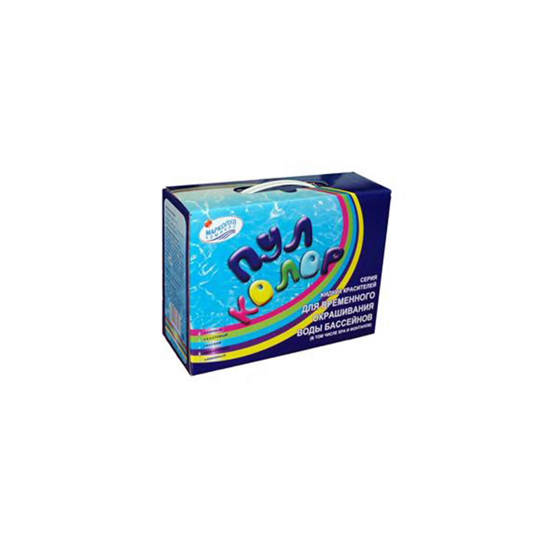 """Хим. препарат """"ПулКолор"""" коробка 2,5 кг (для временного окрашивания) УЦЕНКА!!! 5.8"""