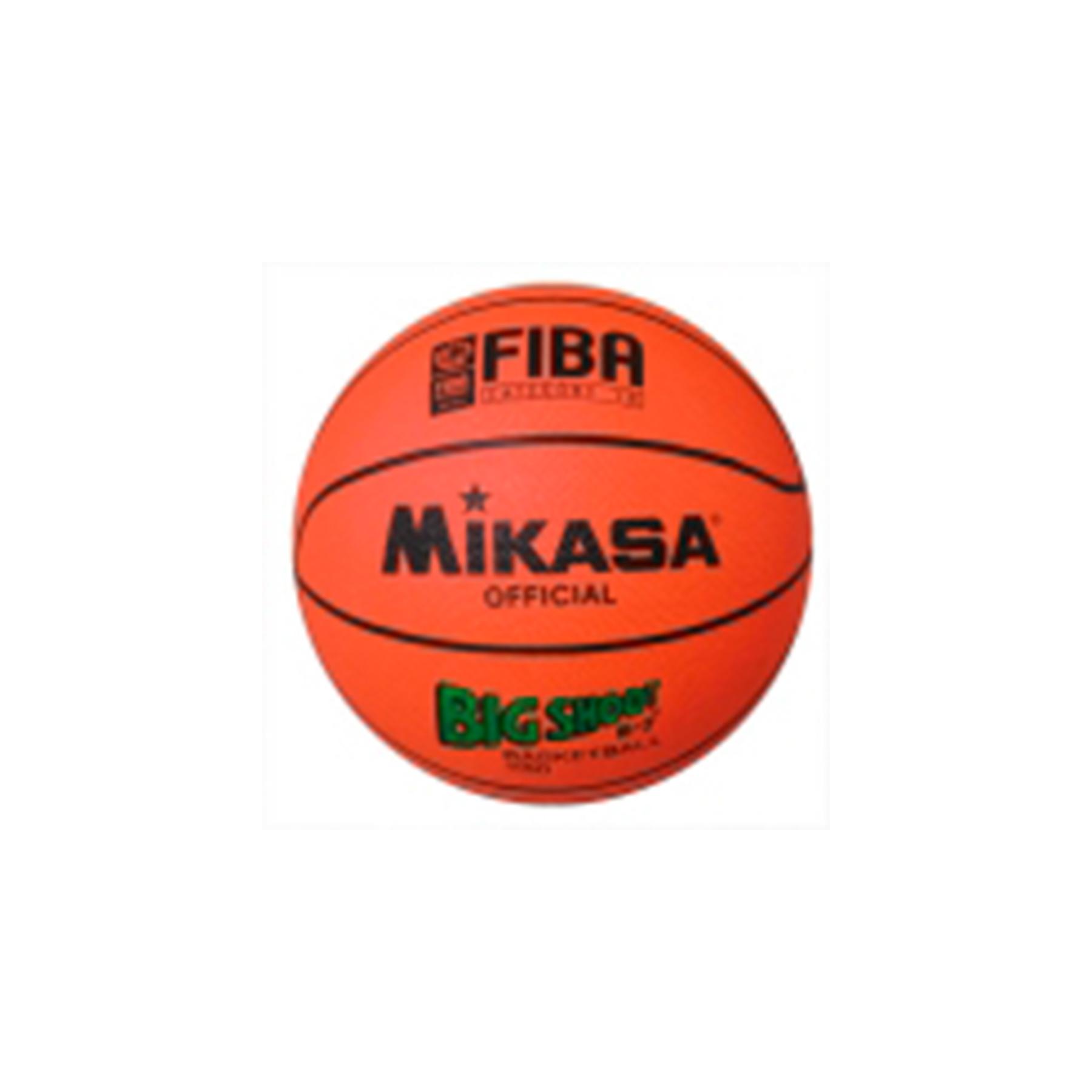 Мяч б/б Микаса 1150 резиновый № 7 игровой и трениров мяч для школ,утвержден FIBA