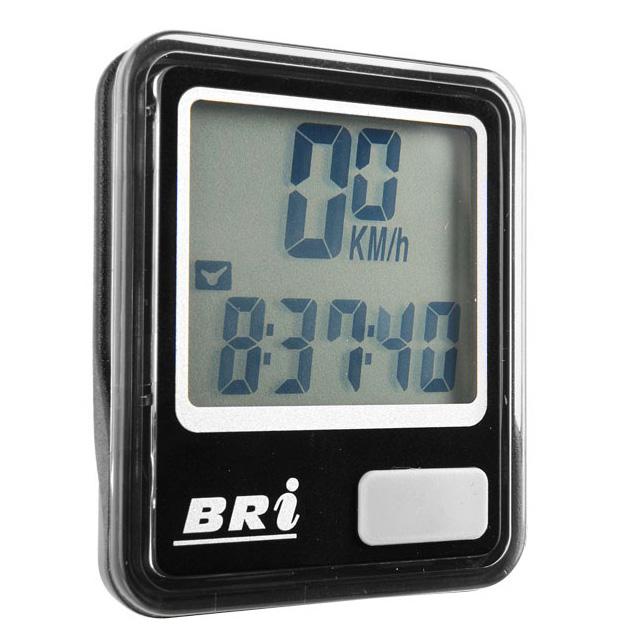 Велокомпьютер BRI-1 черный 5 функций 10015