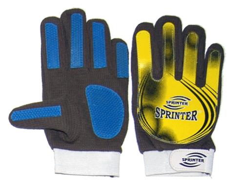 Перчатки вратарские Sprinter детские р.7 арт. 617-631   12200