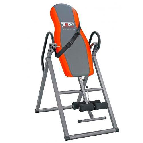 Стол инверсионный BI-2100E* для снятия нагрузки со спины и растяжки позвоночника