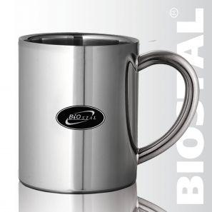 Термокружка NM-350С биосталь c метал.ручкой 0,35л