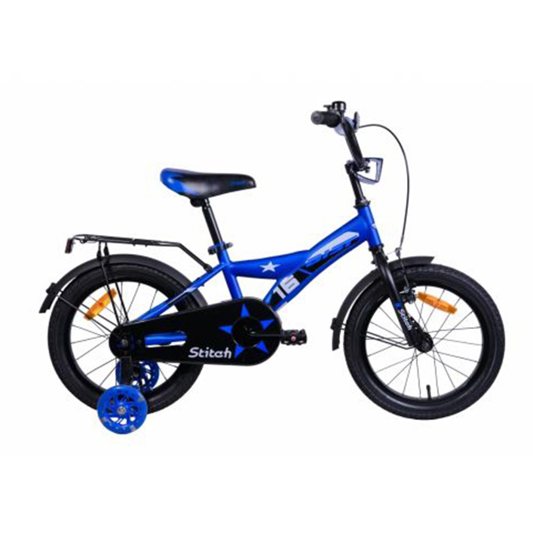"Велосипед AIST 14"" Pluto синий"