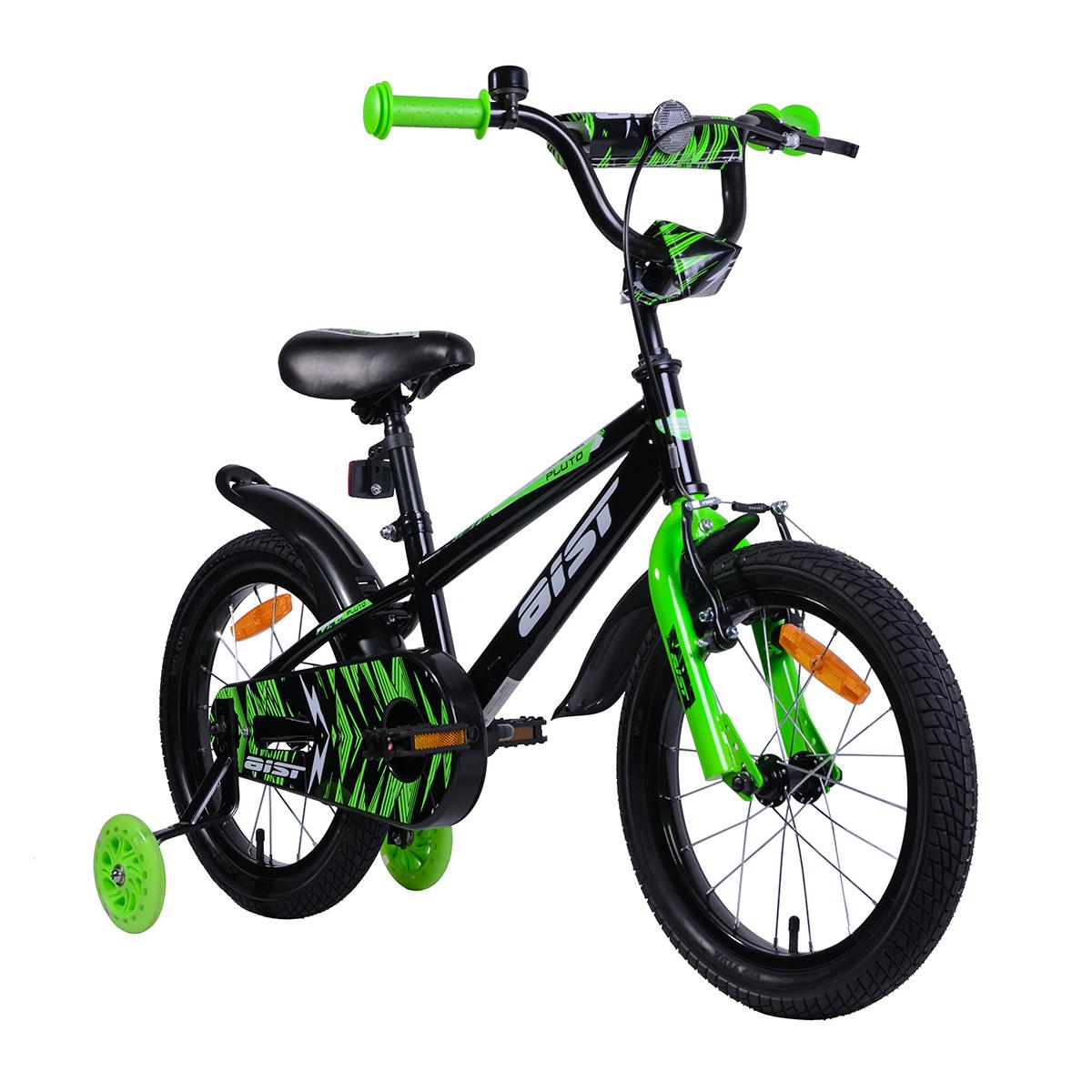 """Велосипед AIST 18"""" Pluto черный"""