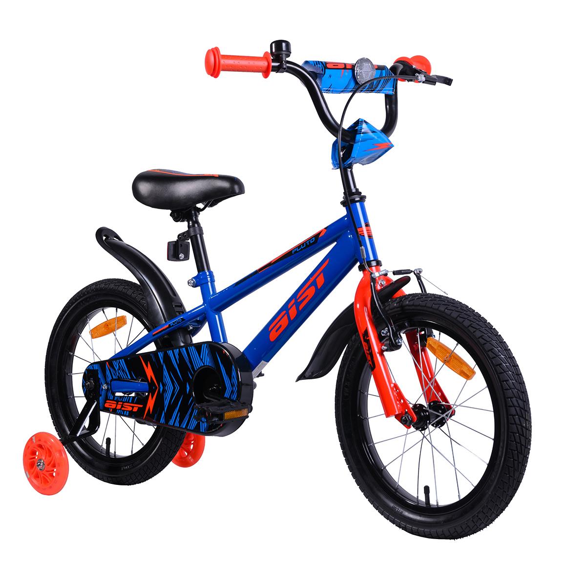 "Велосипед AIST 20"" Pluto синий"