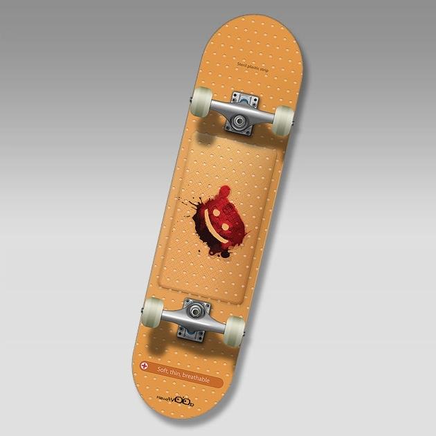 """Скейт SC HW STRIP 31"""""""