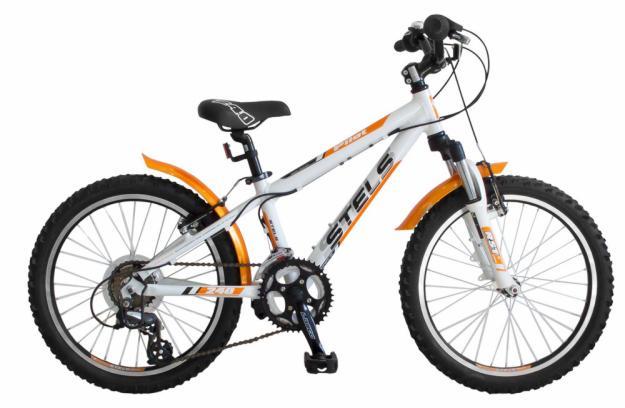 "Велосипед Stels 20"" Pilot-240 Boy  12 ск,алюм.рама,вилка САРА,алюм.обода,звонок АКЦИЯ!"