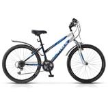 "Велосипед Stels 24"" горный Navigator-400  18-ск,стал.рама,амор.вилка,алюм.обода"