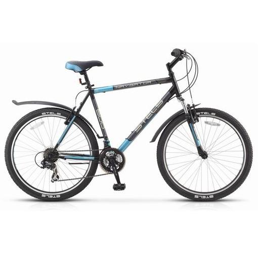"Велосипед Stels 26"" горный Navigator-500  18-ск,стал.рама,двойн.алюм.обода,вилка RST OMNI"
