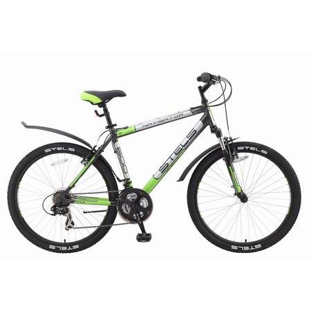 "Велосипед Stels 26"" горный Navigator-600 18-ск,алюм.рама,двойн.алюм.обода"