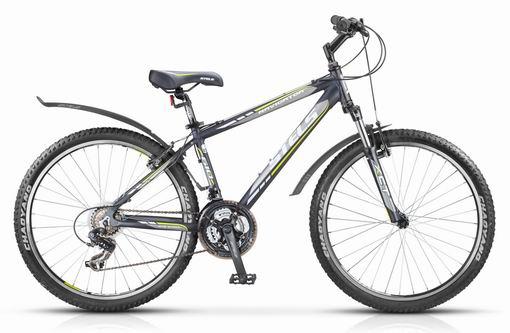 "Велосипед Stels 26"" горный Navigator-610 21-ск,алюм.рама,двойн.алюм.обода,вилка RST OMNI"