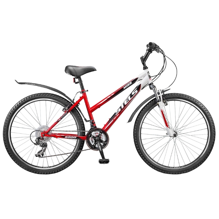 "Велосипед Stels 26"" женский Miss-5000 MD 18-ск,стал.рама,двойн.алюм.обода вилка RST Omni"