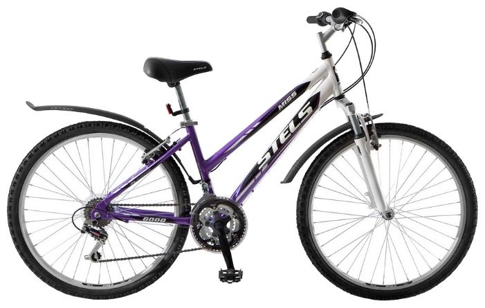 "Велосипед Stels 26"" женский Miss-6000  18-ск,алюм.рама,двойн.алюм.обода вилка Zoom386"