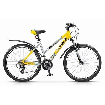 "Велосипед Stels 26"" женский Miss-6300  21-ск,алюм.рама,двойн.алюм.обода вилка Suntour"