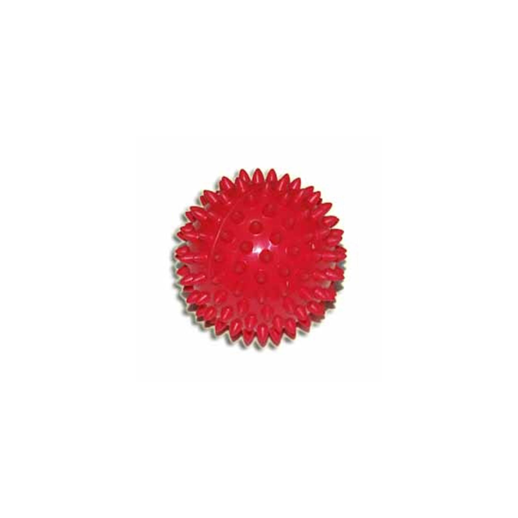 Мяч массажный шар жесткий 8 см вес 40г  07114