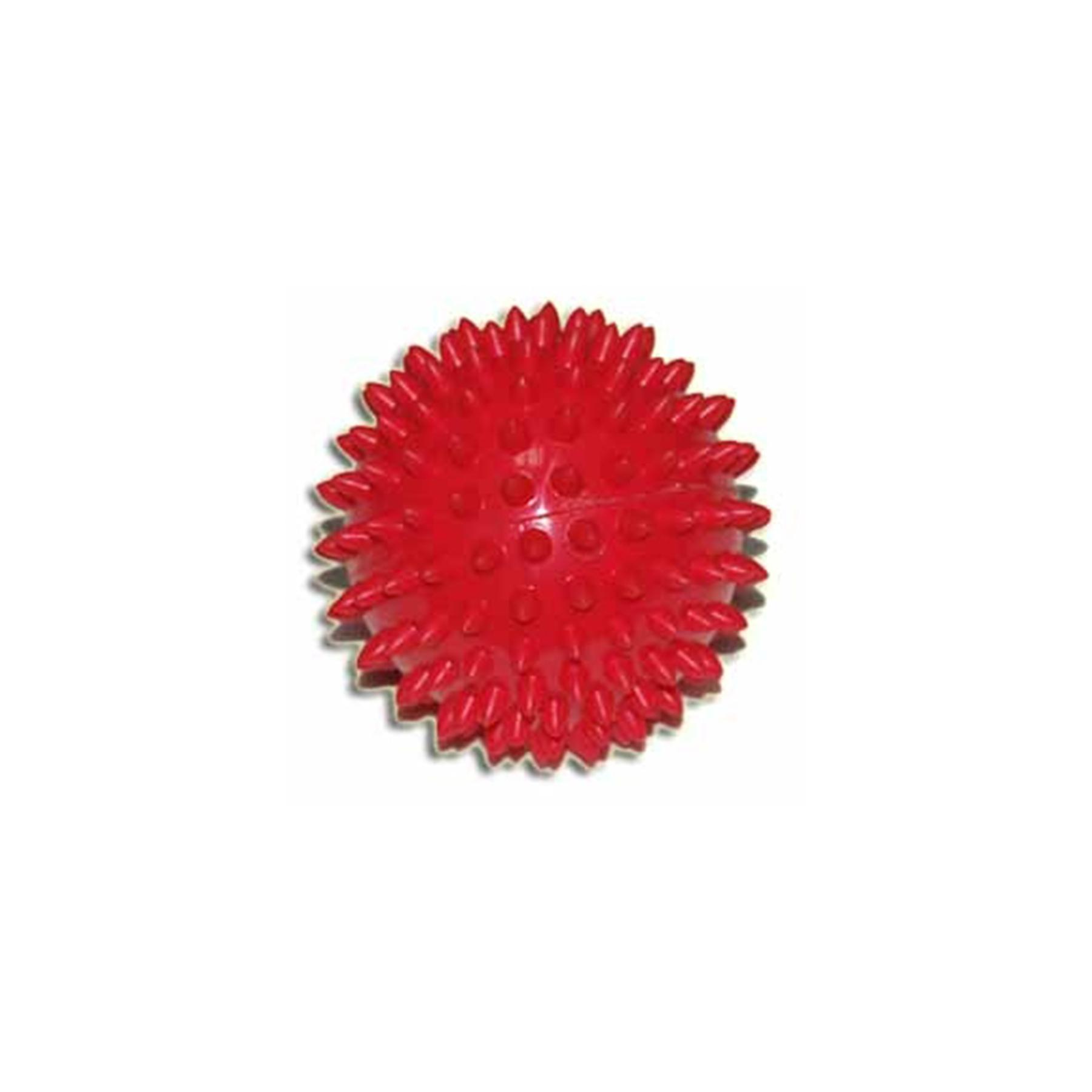 Мяч массажный шар жесткий 9 см вес 60г  07116