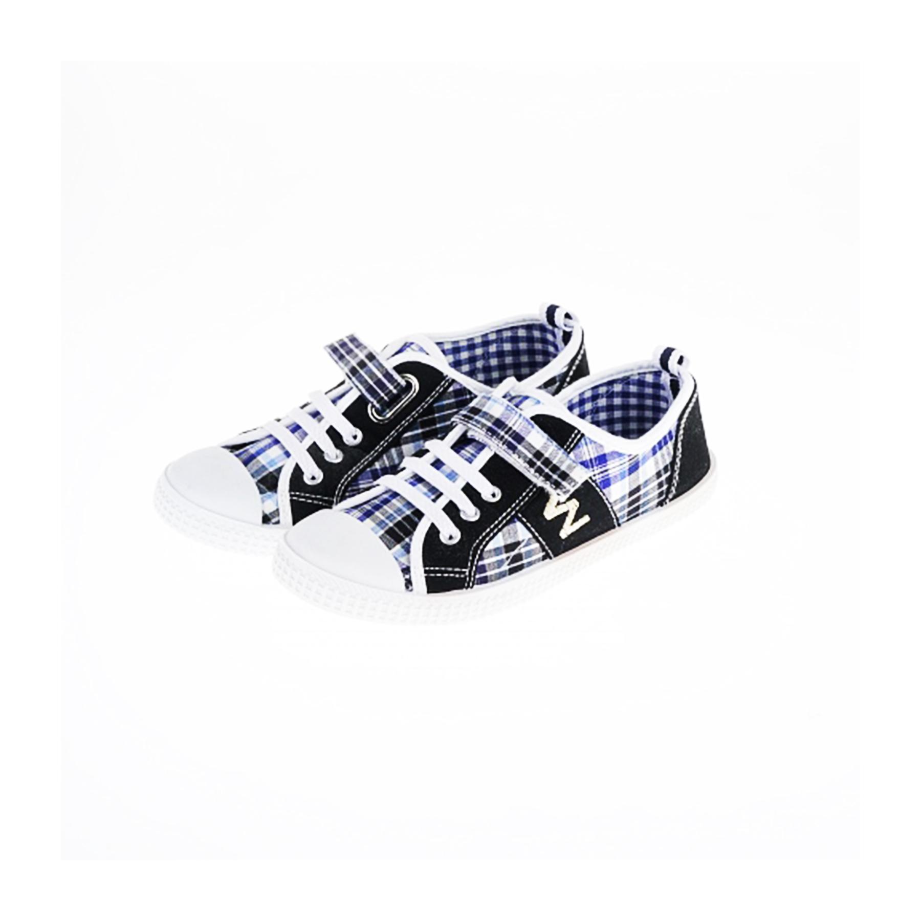 Обувь детская Trien  WJ 003-2 blue/black р. 35 черно-синие АКЦИЯ!