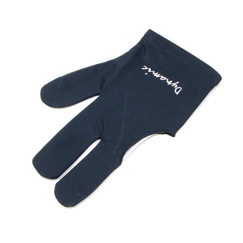 Перчатка бильярд Dinamic Pro (черная) 45.005.03.0