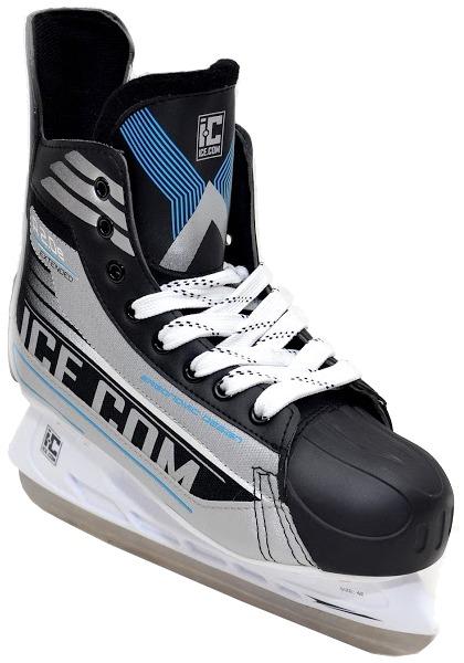 Коньки хоккейные  Ice Com мод. А2.0е  р.42