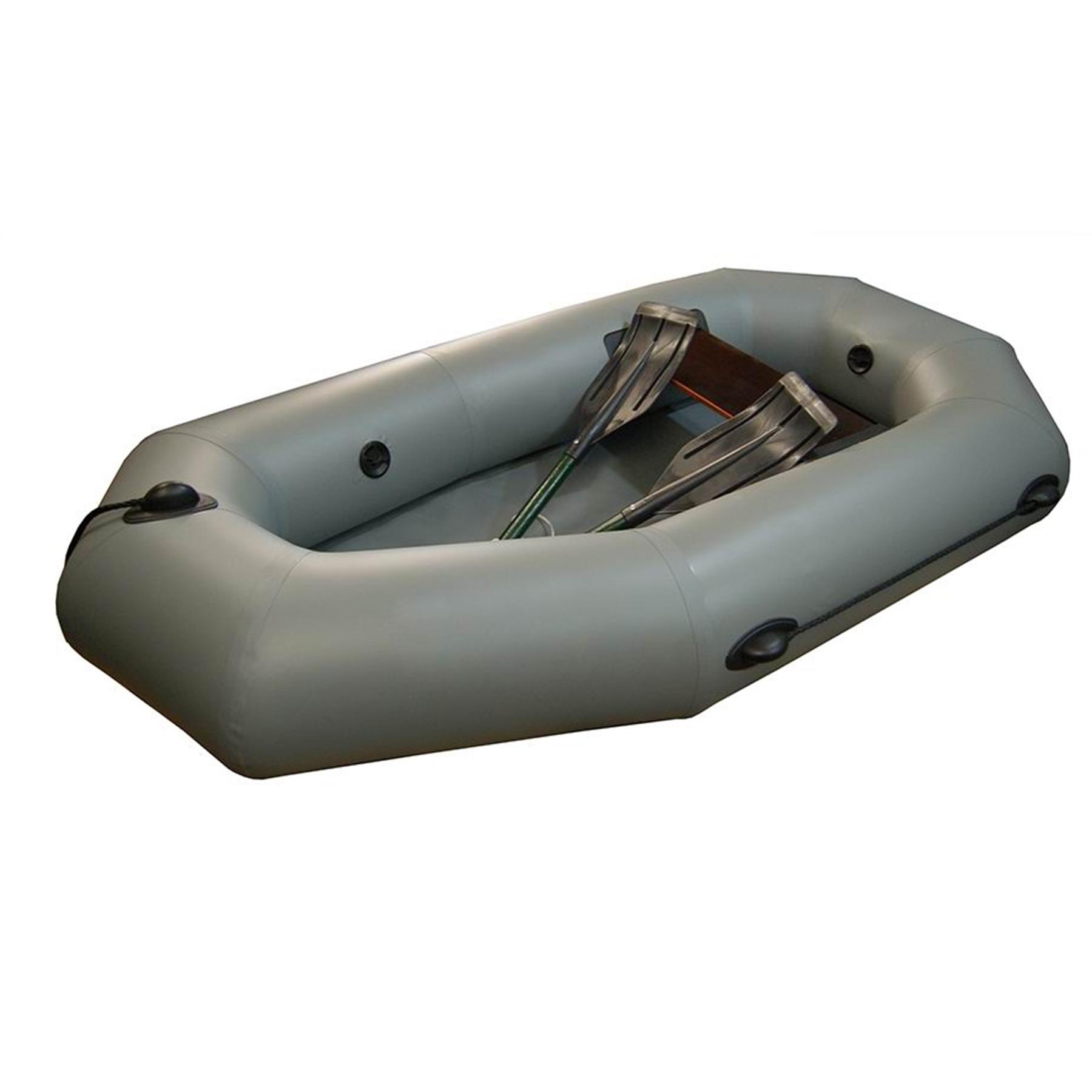 Лодка Легион - 175 /  180 с гребками (175*100см, гр.под.150 кг,2отс.,7 кг,ж.сид.)