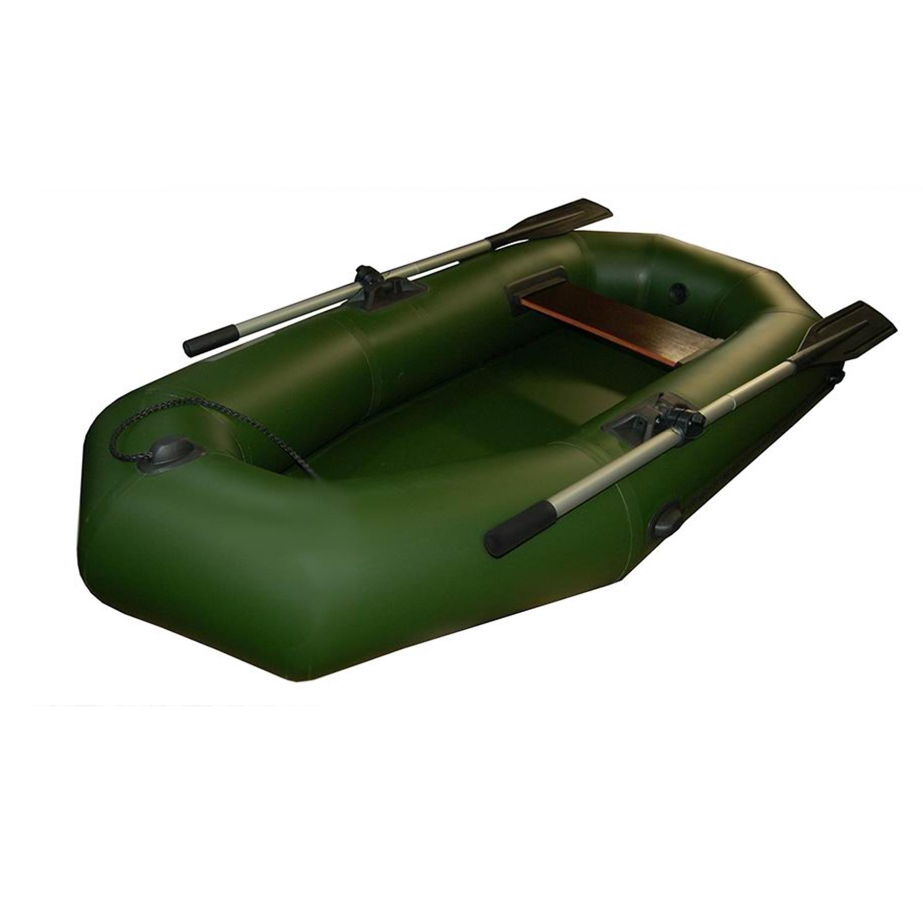Лодка Олимп - 195 (195*100см, гр.под.150 кг,2отс.,7 кг,ж.сид.,весла)