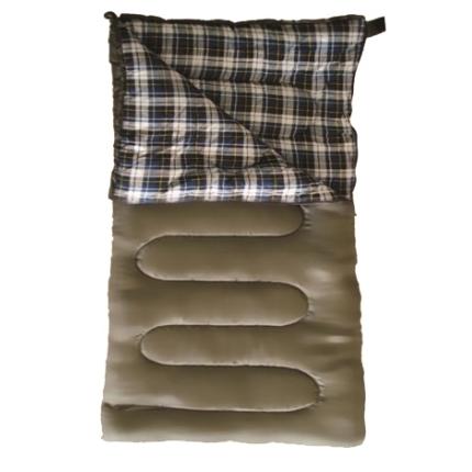 Спальник-одеяло Totem Ember 190*73см Hollofiber оливковый TTS-003 (-6/+6) левый L