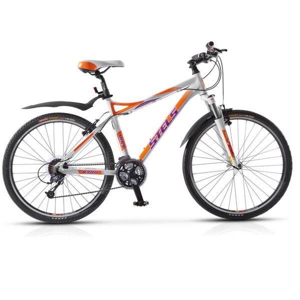 "Велосипед Stels 26"" женский Miss-8700  24-ск,алюм.рама,двойн.алюм.обода вилка Suntour*"