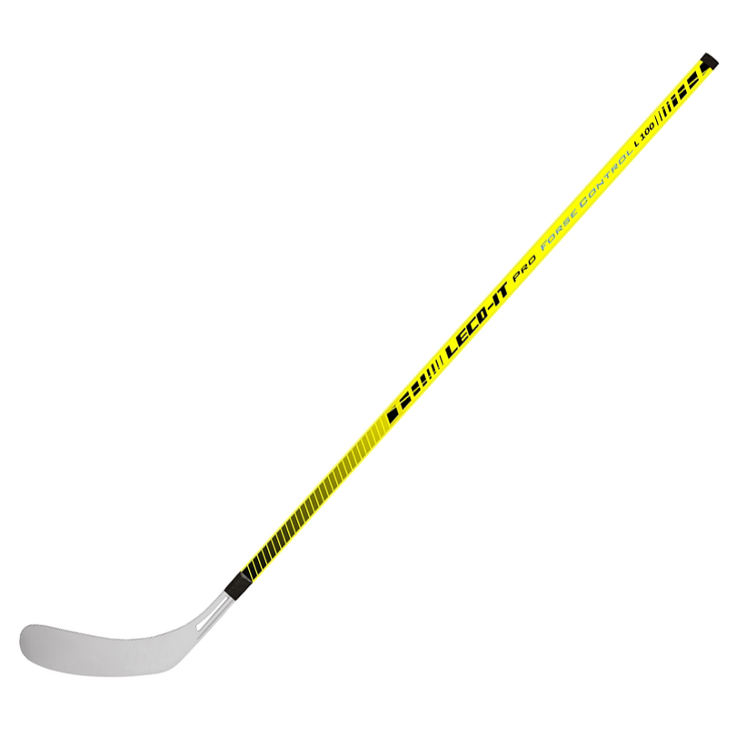 Клюшка хоккейная взрослая Leco-IT Pro Force Control L 100 левая
