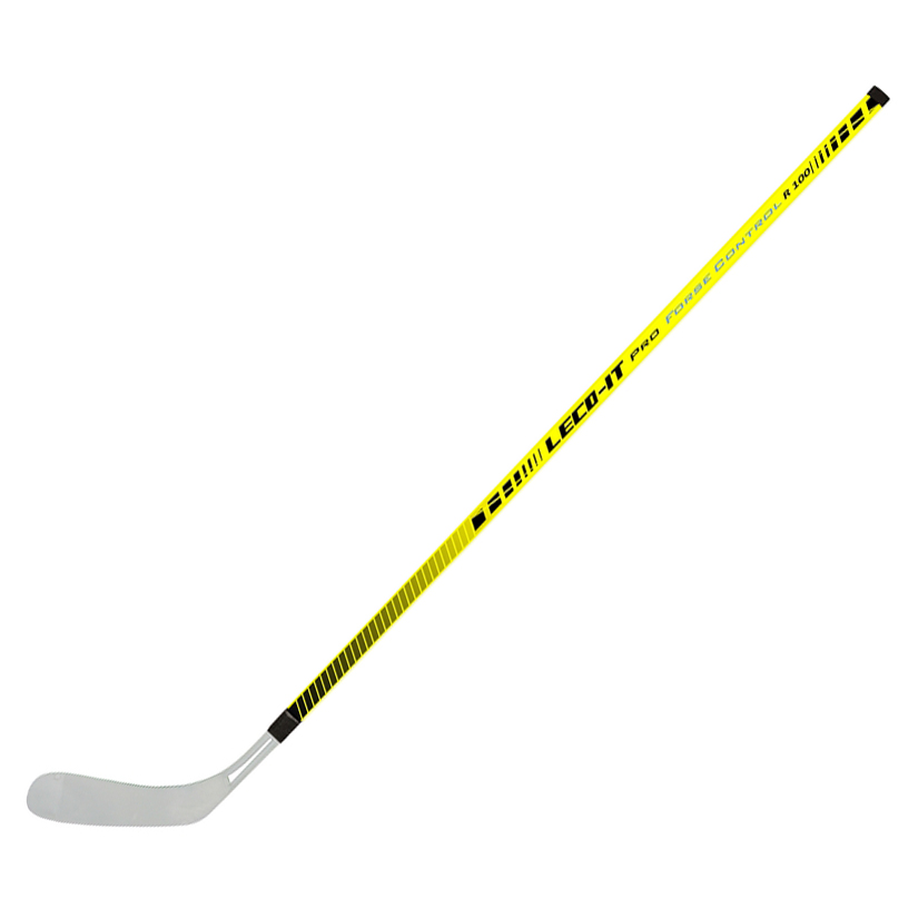 Клюшка хоккейная взрослая Leco-IT Pro Force Control R 100 правая