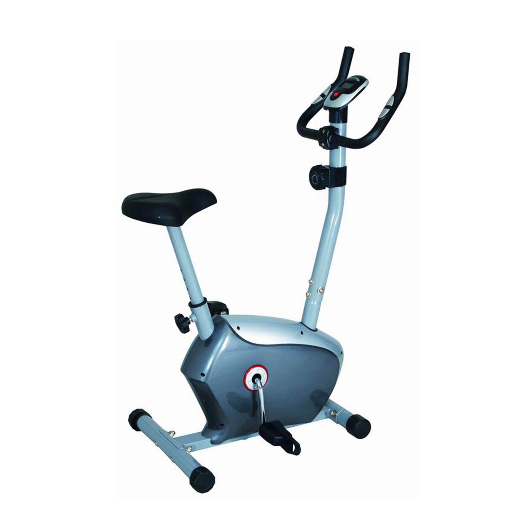 Велотренажер магнитный ВМ-150 (маховик 5 кг, вес польз. 110кг)  /К8304