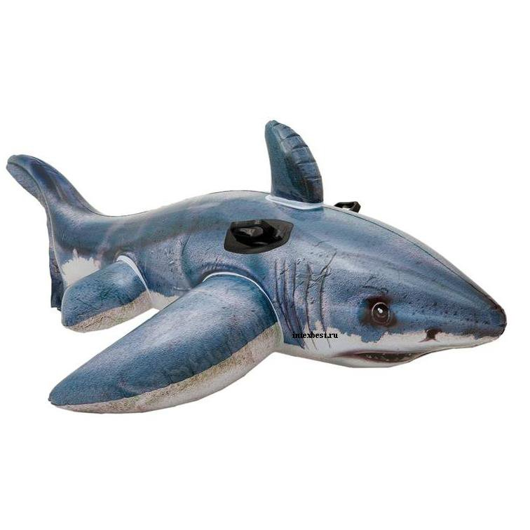57525 Белая акула 173*107см от 3-лет