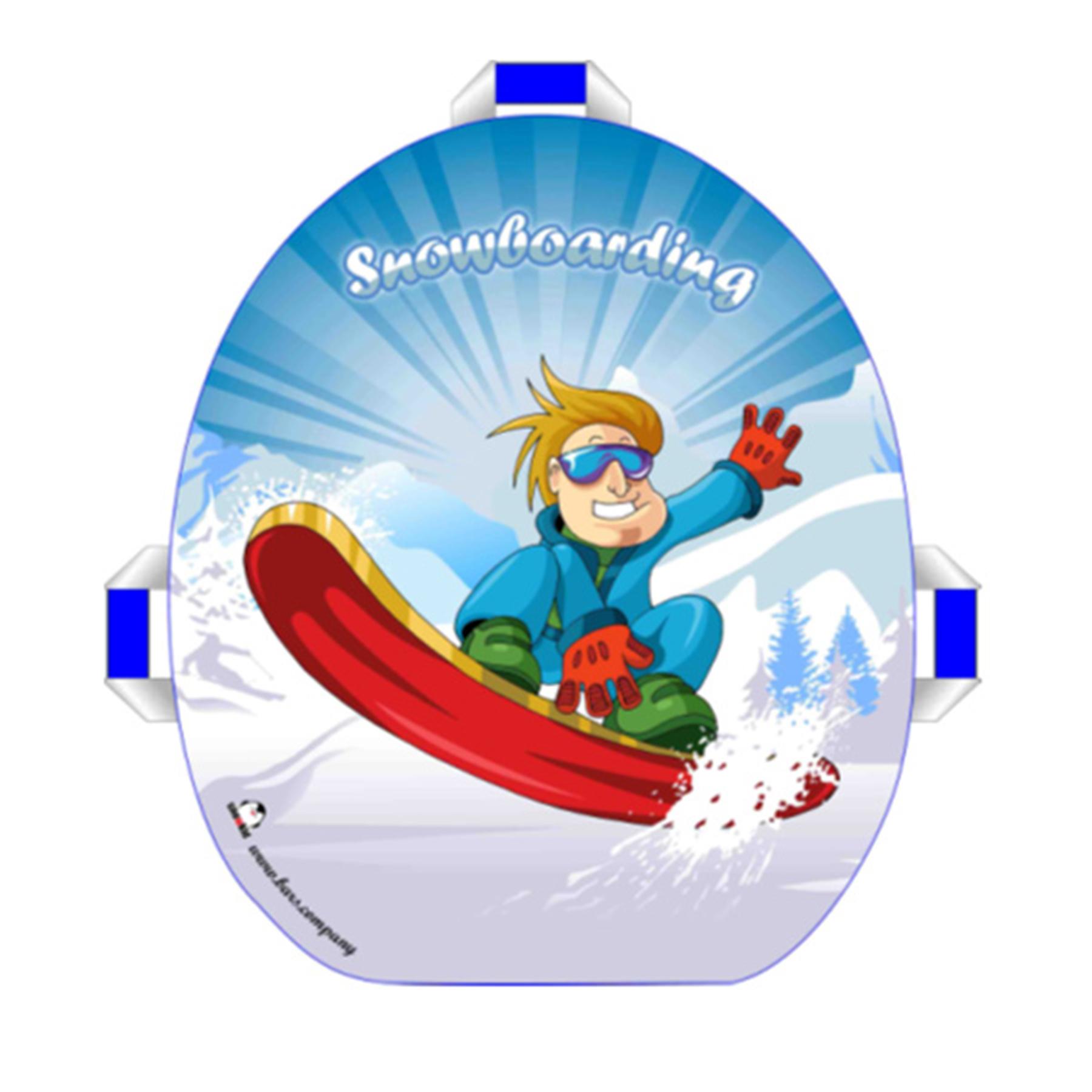 """Сноубот """"Snowkid"""" 50см (Сноуборд)"""